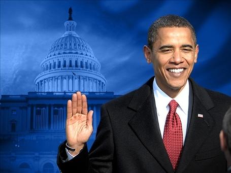 Our favorite Illuminati puppet: Barack Obama
