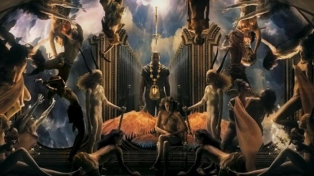 Kanye-Illuminati