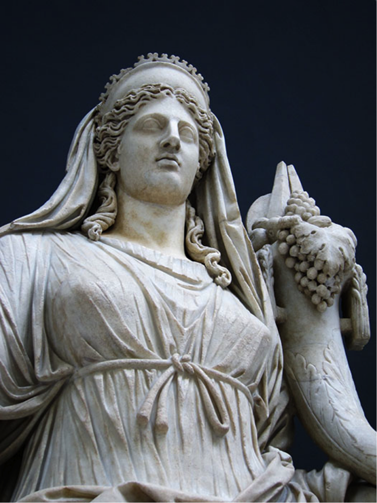 "As ""cool"" as she may look, do you know what Hecate believed in?"