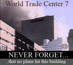 Why is it people never talk about WTC 7, which also fell that day, inexplicably?