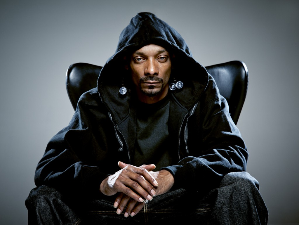 Satanic or nah, we love us some Snoop. Seriously.
