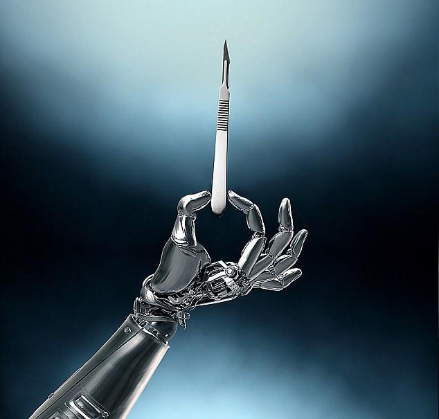 Robot-surgeon